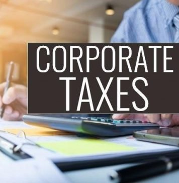 Corporate Business Taxes & Laws