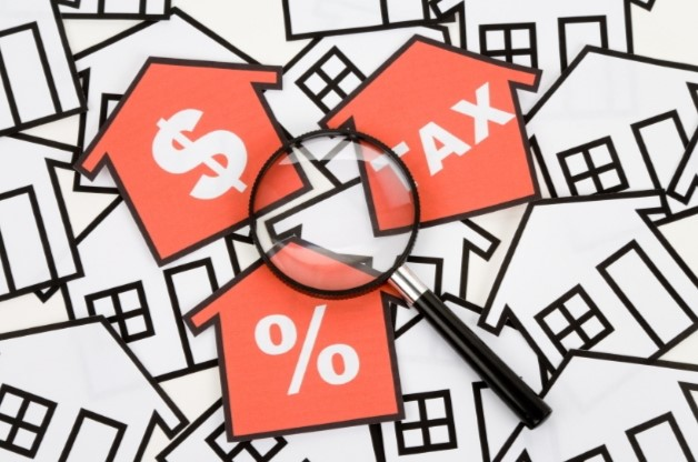 Why Property Taxes High In USA