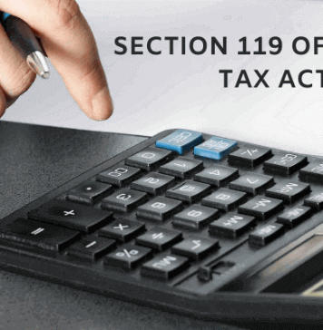Section of the Income Tax Act 1961